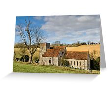 Rural England Greeting Card