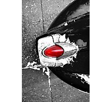 Red Tailight Photographic Print