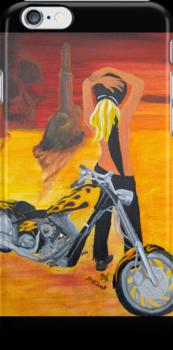 Biker Dreams Nr4 by Barbie Hardrock