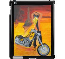 Biker Dreams Nr4 iPad Case/Skin