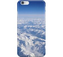 The Alps iPhone Case/Skin