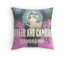 Coheed and Cambria Gunahad1 Throw Pillow