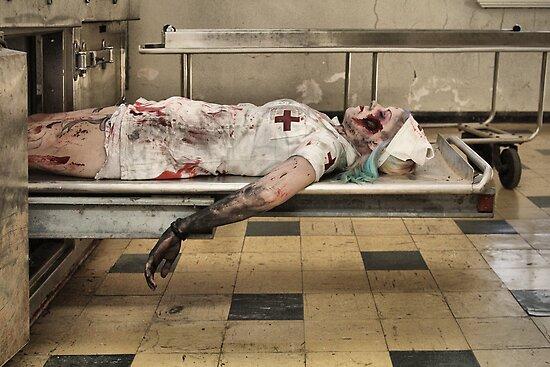 Zombies Die Too by Reg  Lyons