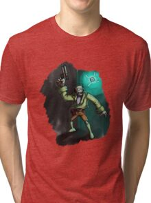 Shooter Bob  Tri-blend T-Shirt