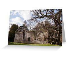 Waverley Abbey Greeting Card