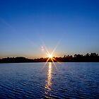 Sunset 2 by John Velocci