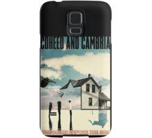 Coheed and Cambria Gunahad2 Samsung Galaxy Case/Skin