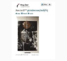 ringo Starr tweets #3 by magicbutt