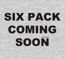 six pack coming soon T-Shirt