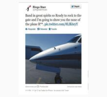 Ringo Starr tweets #4 by magicbutt