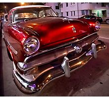 Miami Cruiser Photographic Print