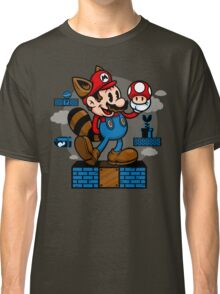 Vintage Mario Classic T-Shirt