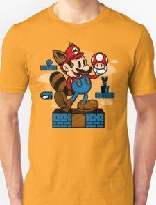 Vintage Mario Unisex T-Shirt