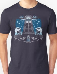 Through the vortex Unisex T-Shirt
