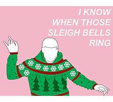 Hotline Bling Holidays Photographic Print