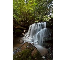 Leura Falls, NSW Photographic Print