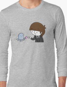 More Tea? Long Sleeve T-Shirt