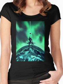 The Veil Women's Fitted Scoop T-Shirt