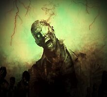 Through The Eye Zombie by Lytherial