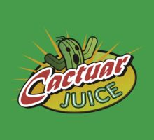 Cactuar Juice by karlangas
