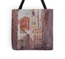 And Suddenly, The Duomo Tote Bag
