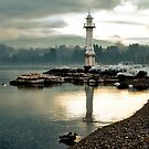 Lighthouse Jette Bains des Paquis Geneva by David Freeman