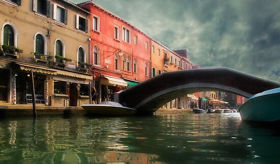 Venice - Murano by Andrew Rossington