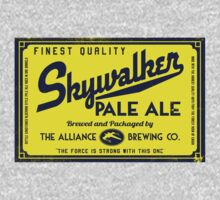 Skywalker Pale Ale by adastraapparel