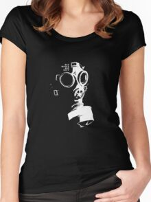 Gask Masks Are Sexy Women's Fitted Scoop T-Shirt