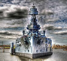 USS Texas by venny