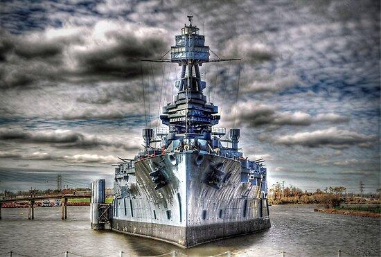 USS Texas by venny