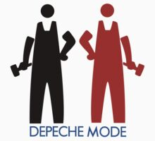 "Depeche Mode : Get The Balance Right - 12"" by Luc Lambert"