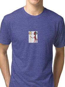 Radiohead Best of Artwork Tri-blend T-Shirt