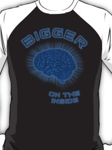Thoughts And Radical Dreams Inside Skull T-Shirt