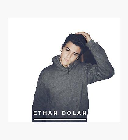 Ethan Dolan Photographic Print