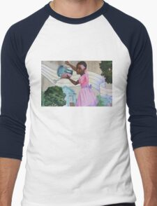Planteen Men's Baseball ¾ T-Shirt