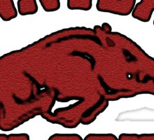 Sunnydale High Razorbacks Sticker