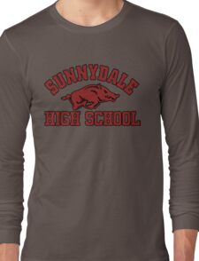 Sunnydale High Razorbacks Long Sleeve T-Shirt