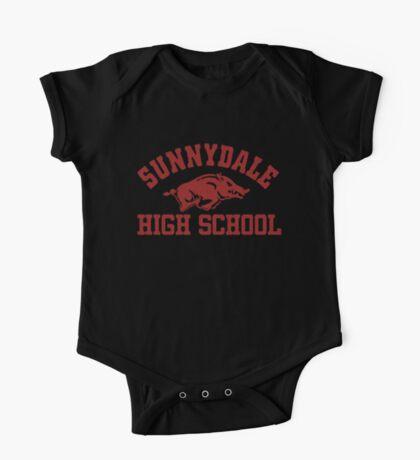 Sunnydale High Razorbacks One Piece - Short Sleeve