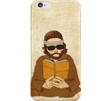 Richie Tenenbaum design 2, by Siri Vinter iPhone Case/Skin