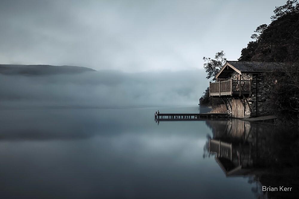 The Duke Of Portland Boathouse, Ullswater by Brian Kerr