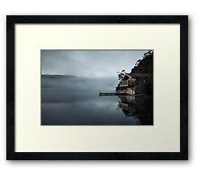 The Duke Of Portland Boathouse, Ullswater Framed Print