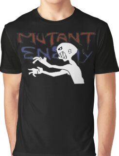 Mutant Enemy  Graphic T-Shirt