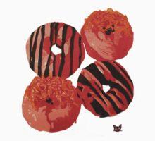 Donuts  aka Doughnuts Baby Tee