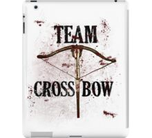 Team Crossbow iPad Case/Skin