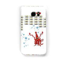 Ocean Invaders Samsung Galaxy Case/Skin