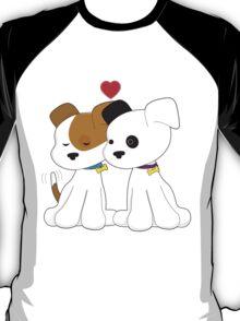 Puppy Couple T-Shirt