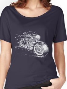 Skeleton Rider Women's Relaxed Fit T-Shirt