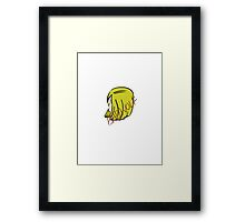 Bad Wolf Rose Tyler  Framed Print