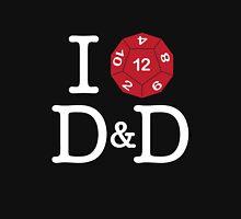 I heart (of darkness) D&D Unisex T-Shirt